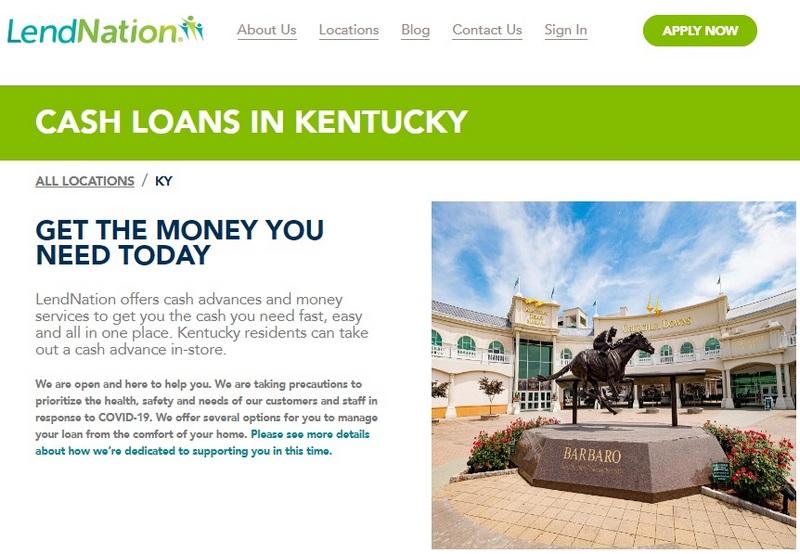 LendNation site