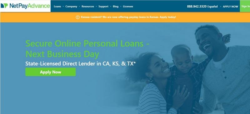 Net Pay Advance site